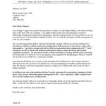 Sales And Marketing Cover Letter Sample