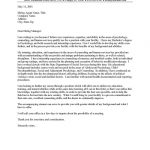 Entry Level Counsellor Cover Letter Sample