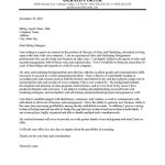 Executive Sales Manager Cover Letter