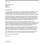 Field Service Executive Cover Letter Sample