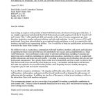 Golf Pro Cover Letter Sample