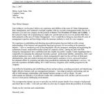 Insurance Executive Cover Letter