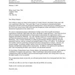 International Program Director Cover Letter Sample