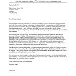 Well Engineer Cover Letter